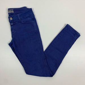 Closed The Original Product Blue Skinny Jeans